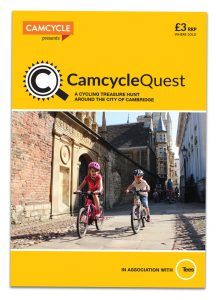 CamcycleQuest book