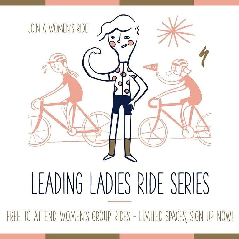 Specialized Leading Ladies